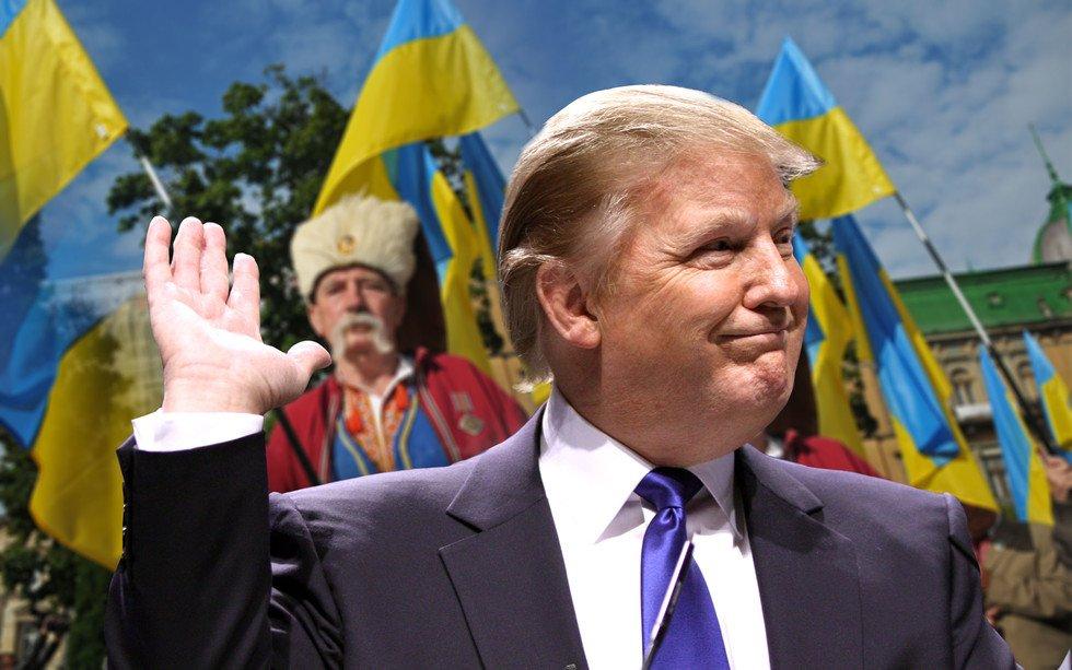 Трамп подписал бюджет, предусматривающий выделение Украине 560 млн долл. - Цензор.НЕТ 7198