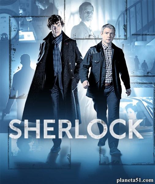 Шерлок (4 сезон: 1-3 серии из 3) / Sherlock / 2017 / ДБ (Первый канал) / HDTVRip + HDTVRip (720p) + 1080p