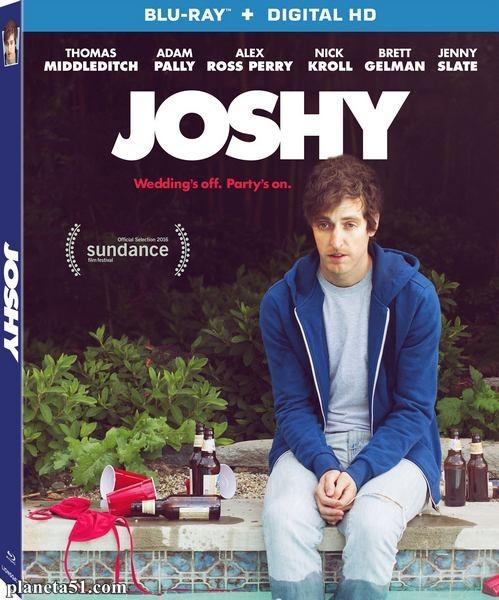 Джоши / Joshy (2016/BDRip/HDRip)