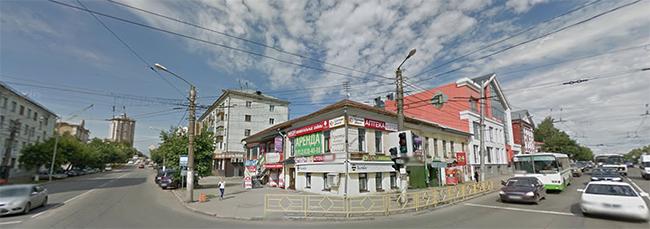 «Транс-Холдингу» отдали участок в центре города
