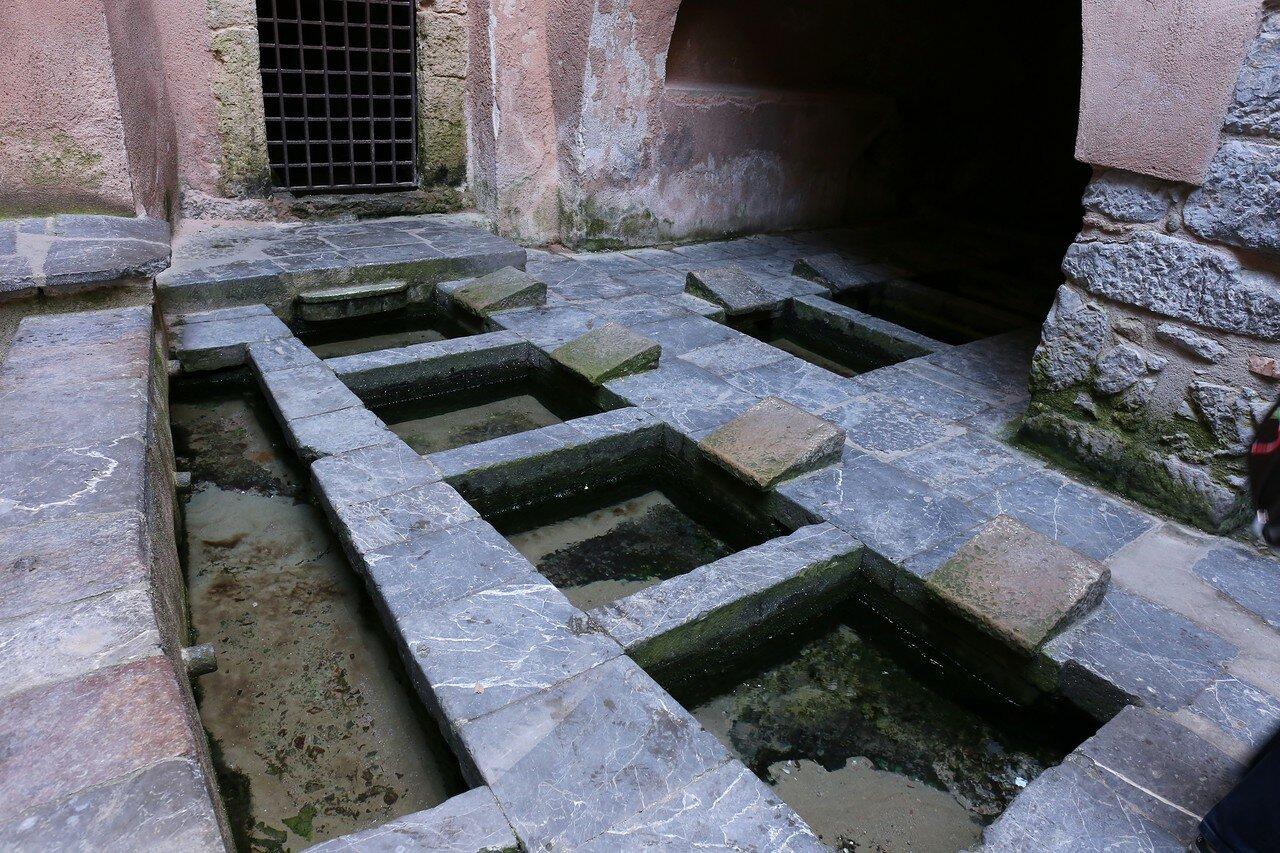Cefalu. Medieval Laundry (Lavatorio Medievale)