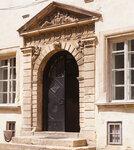 вход в замок Олесько