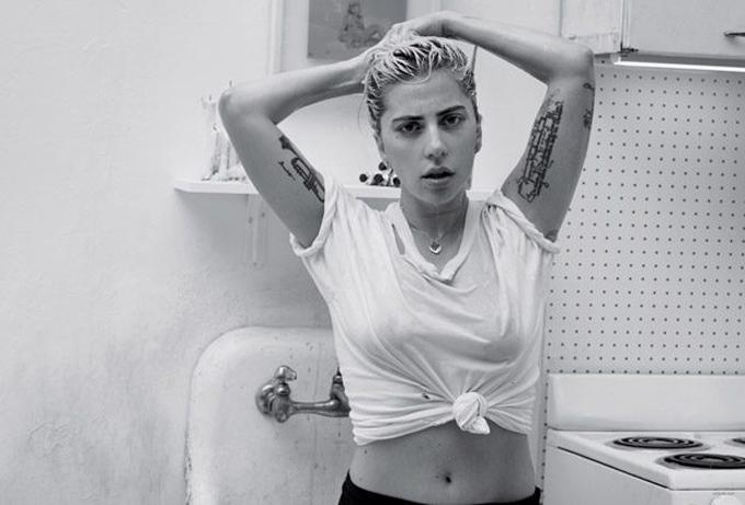 Леди Гага на обложке T: The New York Times Style Magazin