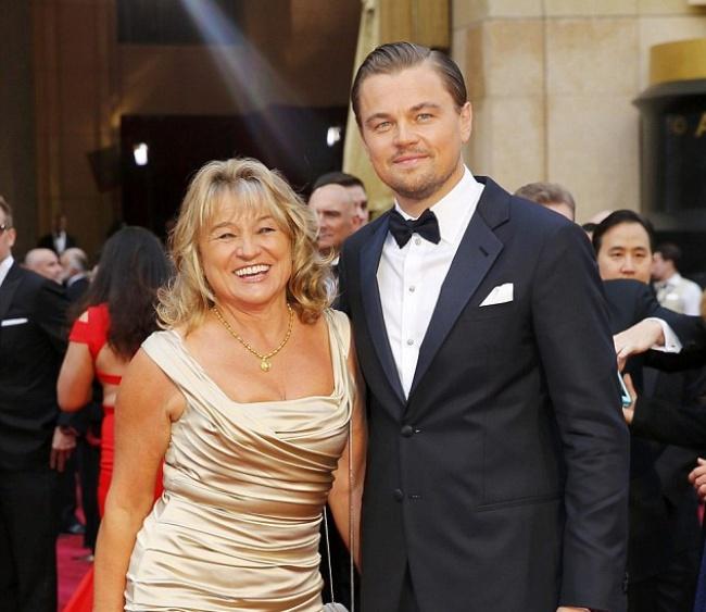© Reuters  Наодном изофициальных киноприемов Леонардо ДиКаприо сказал освоей маме сосцены