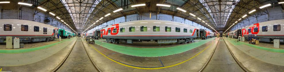 28. Новые вагоны с местами для сидения теперь включают и в поезда постоянного формирования, в т
