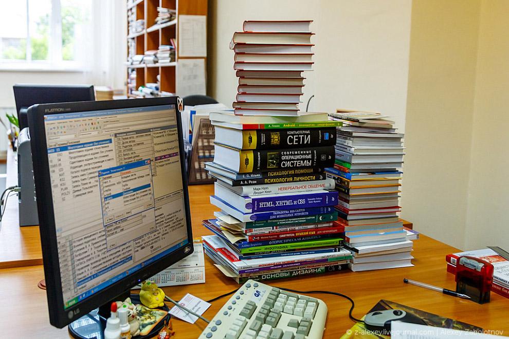 Обратите внимание, сколько полей необходимо заполнить по каждой книге: