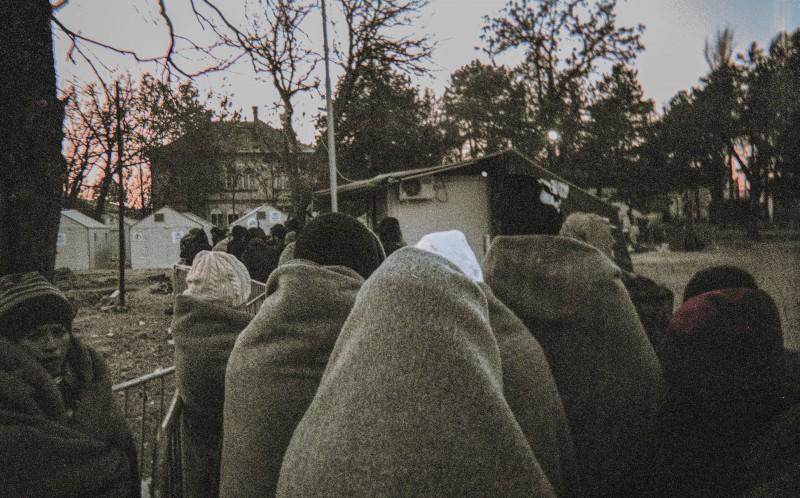 Фотопроект: кризис мигрантов в Европе глазами самих мигрантов (9 фото)