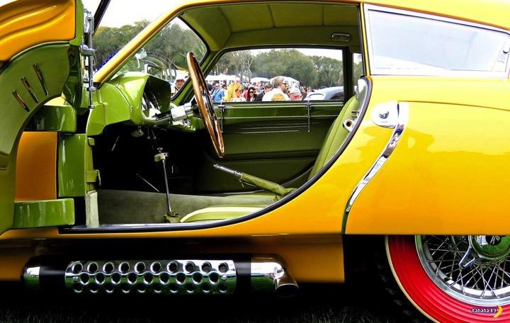 1952 Pegaso Z-102 Cupula