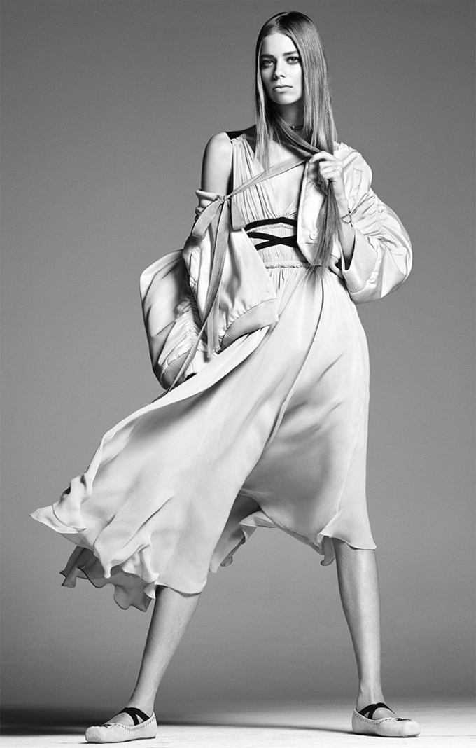 Весенне-летняя рекламная кампания Zara