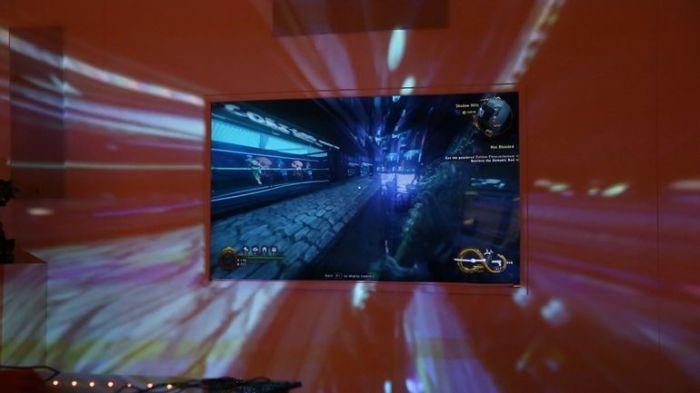 Проектор для новых ощущений от игры. Речь идёт об устройстве несколько экзотическом, которое сегодня