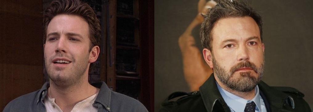 Бен Аффлек — Холден Макнейл / в роли самого себя, 44 года.
