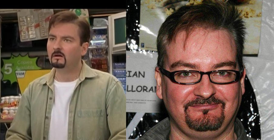 Брайан О'Халлоран — Данте Хикс, 47 лет.