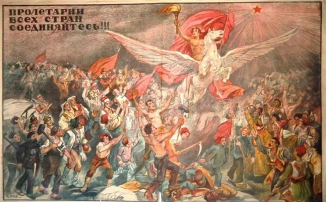 Этот призыв был самым распространенным и узнаваемым в СССР, однако обыватели не до конца осознавали