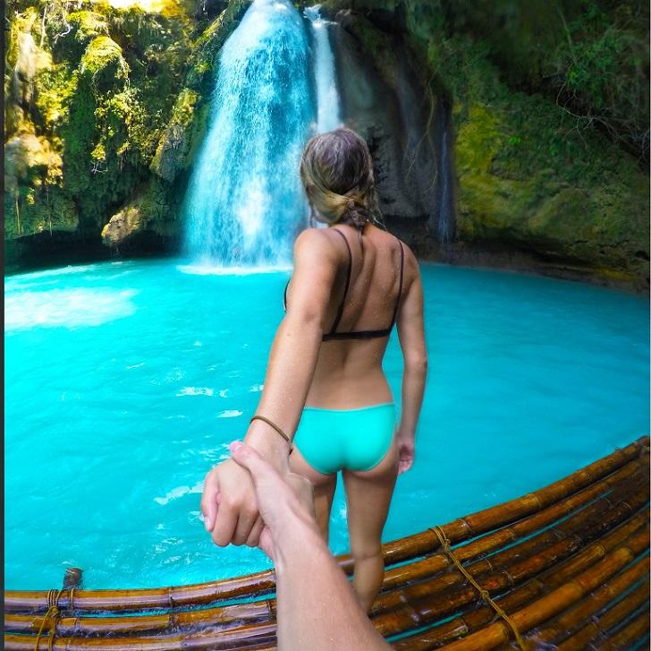 Водопад Кавасан, Себу, Филиппины