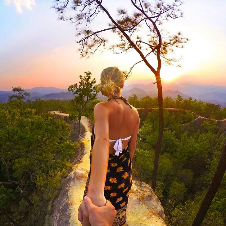 Каньон Пай, Таиланд