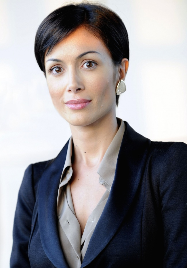 © rexfeatures  Мария Розария (Мара) Карфанья— итальянский политик, впрошлом фотомодель ител