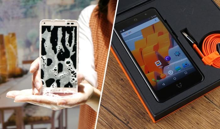 Невероятные смартфоны, о которых многие даже не слышали Безусловно, если вещь хорошая и качественная