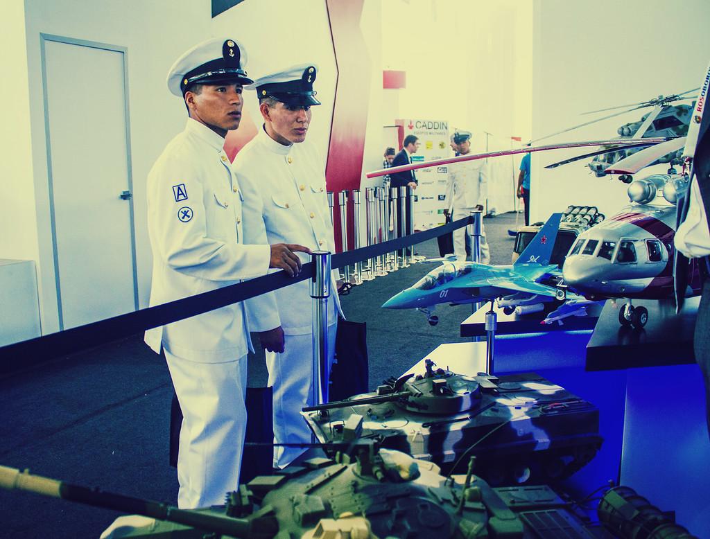 Как русские танки доехали до Перу и что из этого вышло (10 фото)