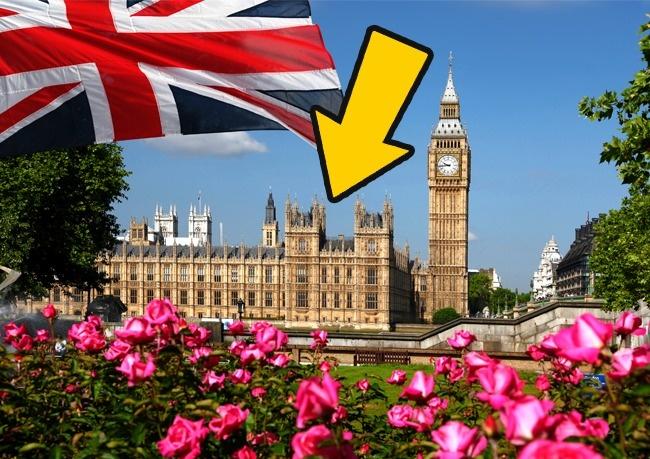 © depositphotos  Вестминстерский дворец— королевское место. Его обитатели нетолько живут по-