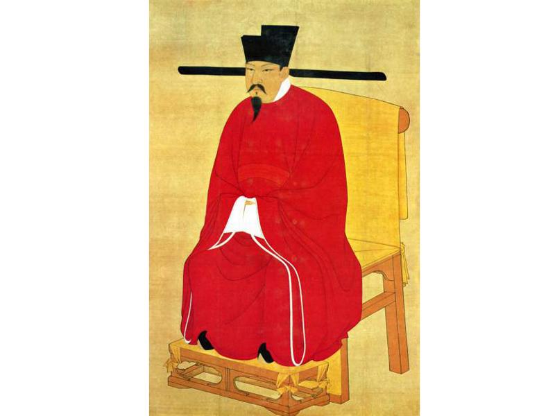 8. Император Шензонг Жил: 1048-1085. Страна: Китай. Богатство: империя с 25 до 30% от мирового ВВП.