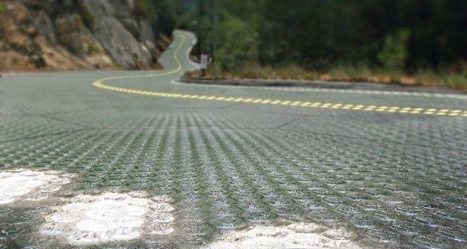 В США будет проложено первое солнечное шоссе