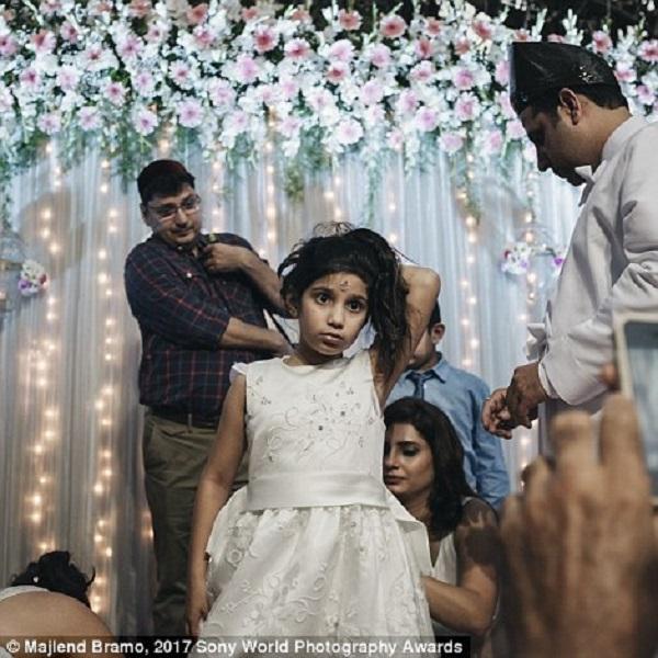 Когда фотограф попросил мальчика улыбнуться, тот ответил, что не хочет. Каир, Египет