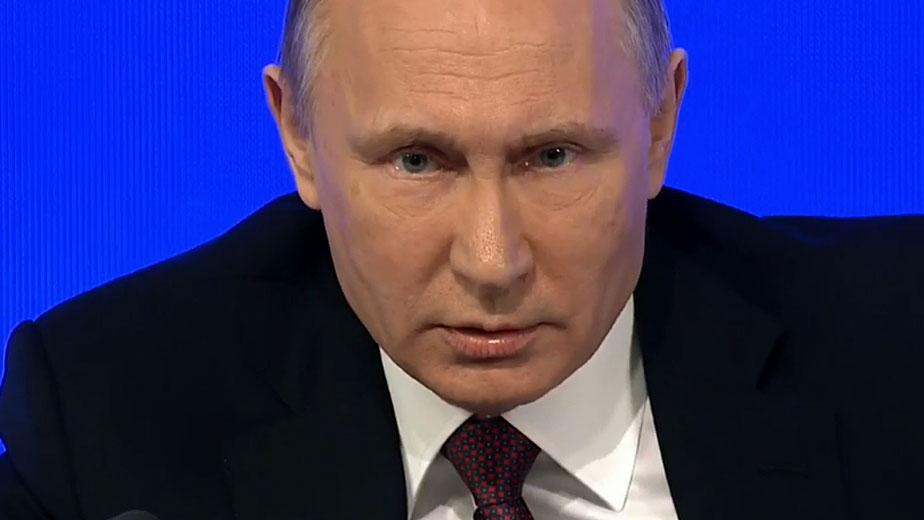 Путин объявил обуходе излишек нефти нарынке в 2017г.