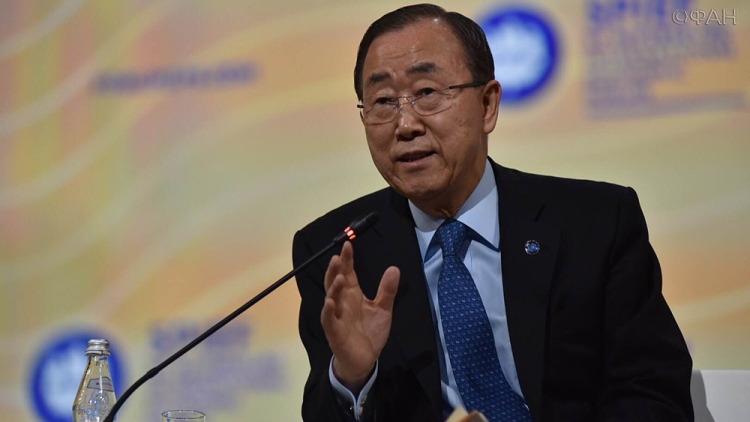 Генерального секретаря ОНН подозревают вполучении взяток насумму неменее $200 тыс.