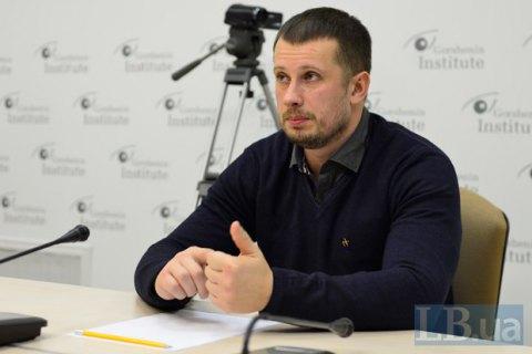 Главарь «Азова»: Нацгвардию Украины возглавляют сепаратисты, атреть денежных средств разворовывают