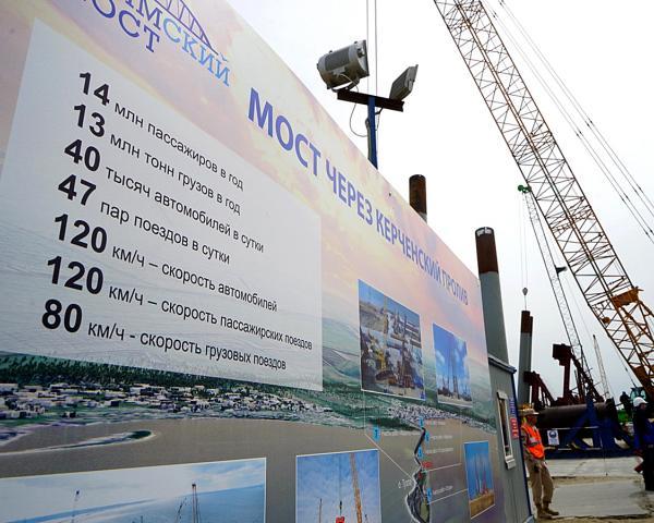 Главгосэкспертиза РФ согласовала проект возведения ж/д подходов кмосту через Керченский пролив