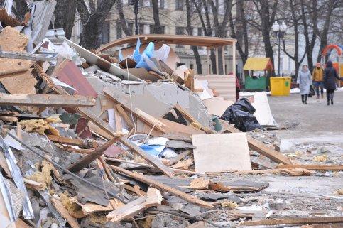 Неменее 70 процентов самостроя ихчетвертого списка готовы демонтировать добровольно в столице