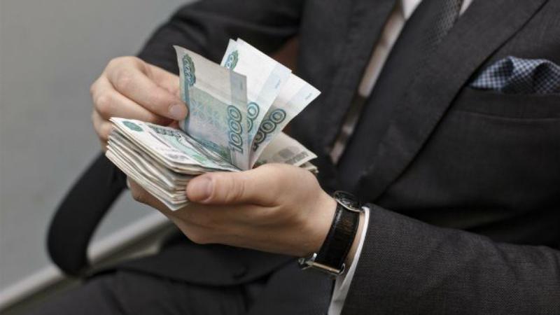 Росстат назвал среднюю заработную плату чиновников в 2016