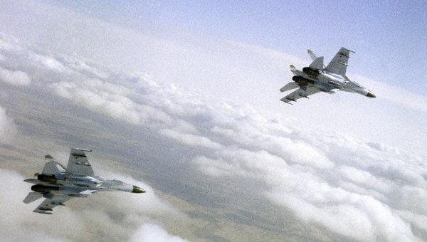 Истребители НАТО совершили рекордное число вылетов из-за ВКС России