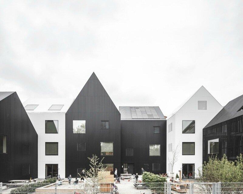 Лучшие проекты зданий года   результаты архитектурного конкурса Archdaily