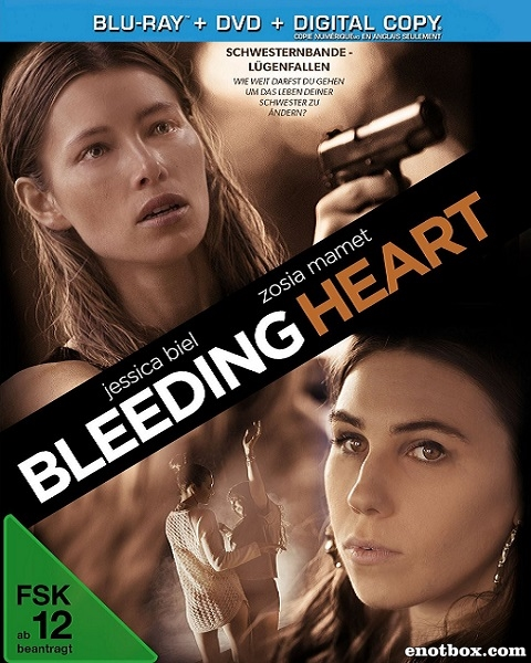 Родная кровь / Bleeding Heart (2015/BDRip/HDRip)