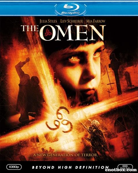 Омен / The Omen (2006/BDRip/HDRip)