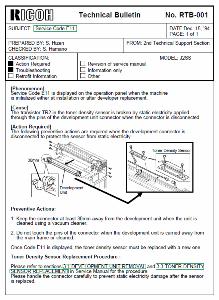 service - Инструкции (Service Manual, UM, PC) фирмы Ricoh - Страница 5 0_1b2b3b_19e461da_orig