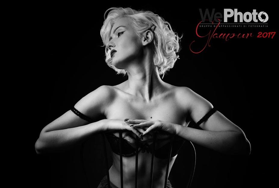гламурные девушки в календаре WePhoto 2017 Glamour calendar