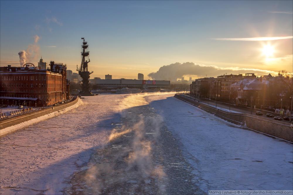 Москва -30