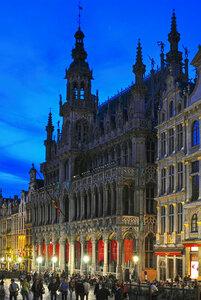 Хлебный Дом или Дом Kороля (Брюссель)