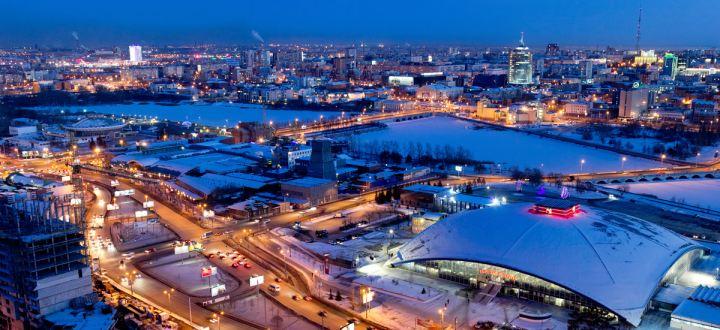 UBER в Челябинске