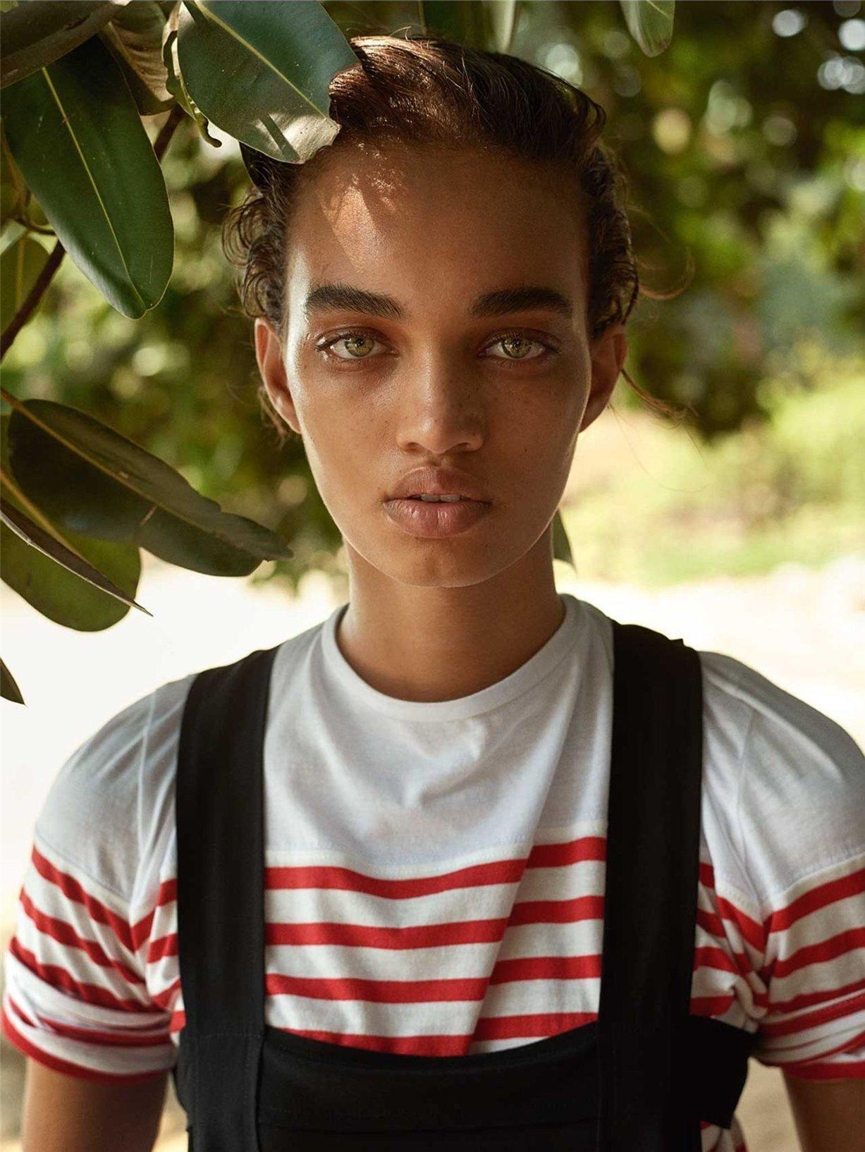 путешествие на Гоа - Эллен Роса / Ellen Rosa by Mario Testino - Vogue UK june 2017