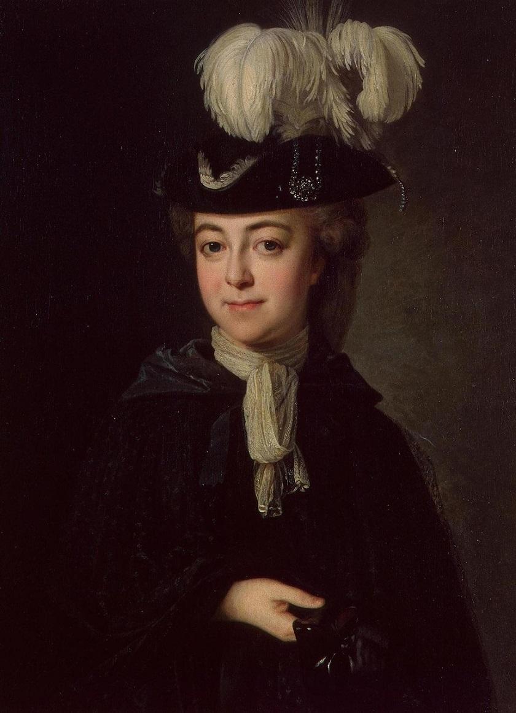 Портрет Алексея Григорьевича Бобринского в маскарадном костюме (1762-1813)