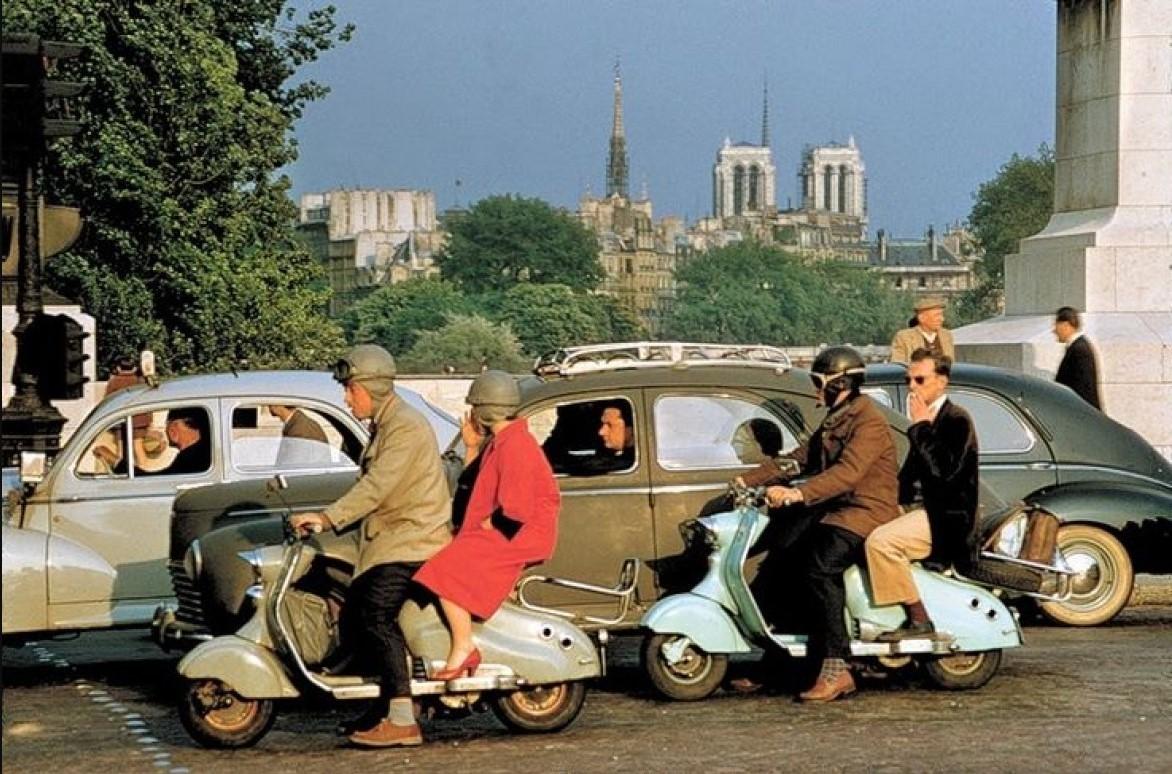 1955. Париж