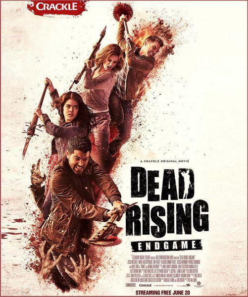 Восставшие мертвецы: конец игры / Dead Rising: Endgame (2016/WEB-DL/WEB-DLRip)