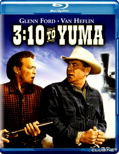 В 3:10 на Юму / 3:10 to Yuma (1957/HDRip)