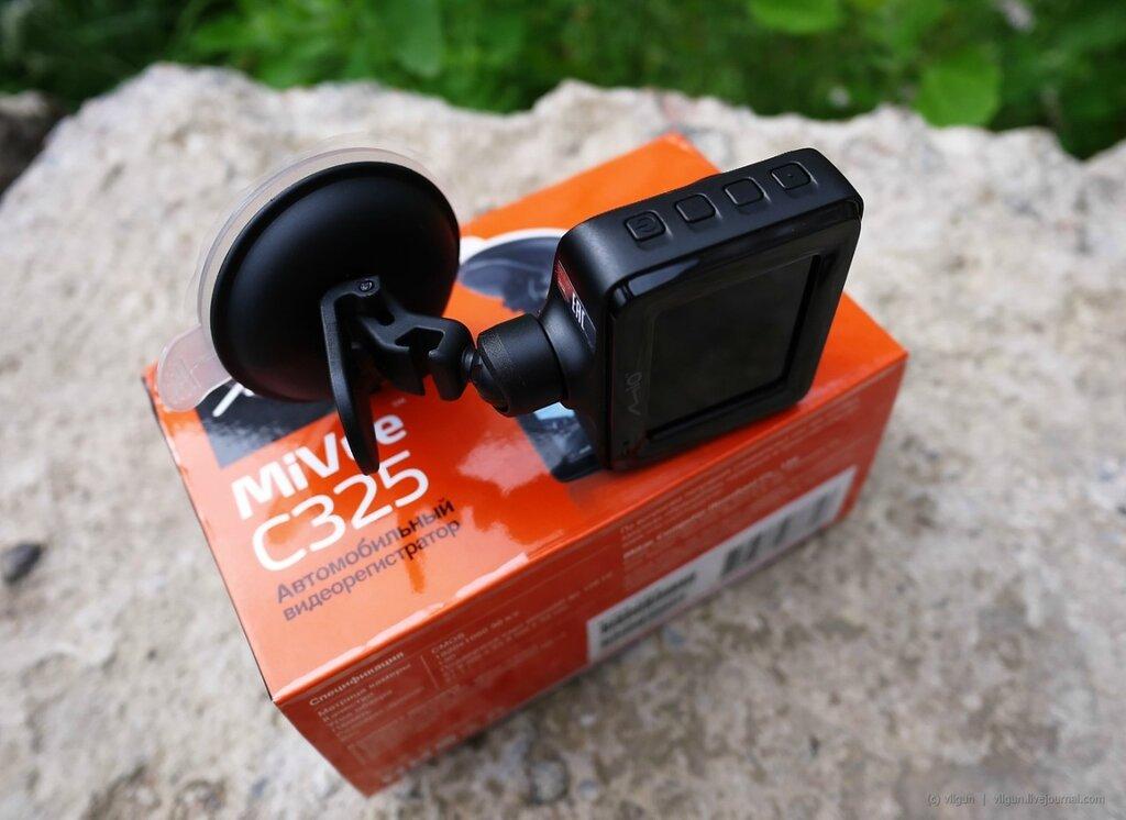 Видеорегистратор Mio MiVue C325 - фото 5