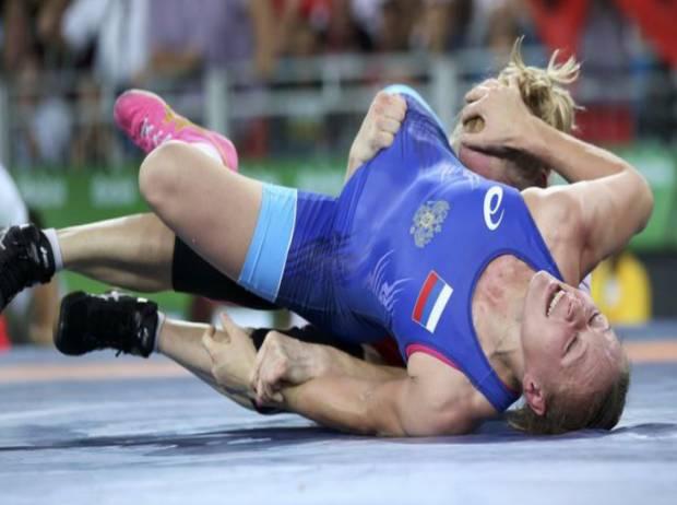 Скрепи-воспитатели: Тренер избил спортсменку сборной РФ после проигрыша на Олимпиаде