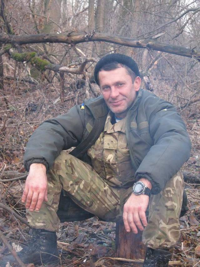 Час назад ушел из жизни воин 81-й десантно-штурмовой бригады Владимир Данилов. ФОТО