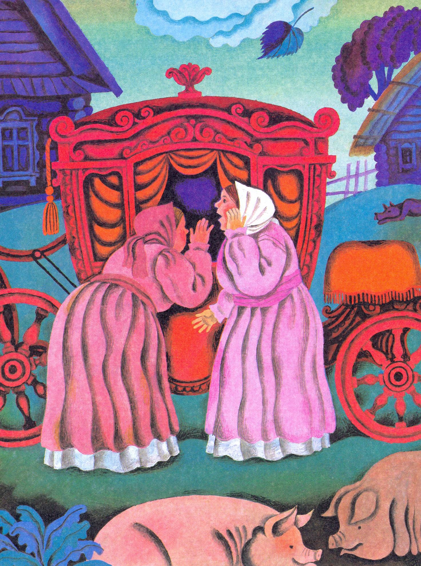 может картинки из мордовских сказок собой двулетнее